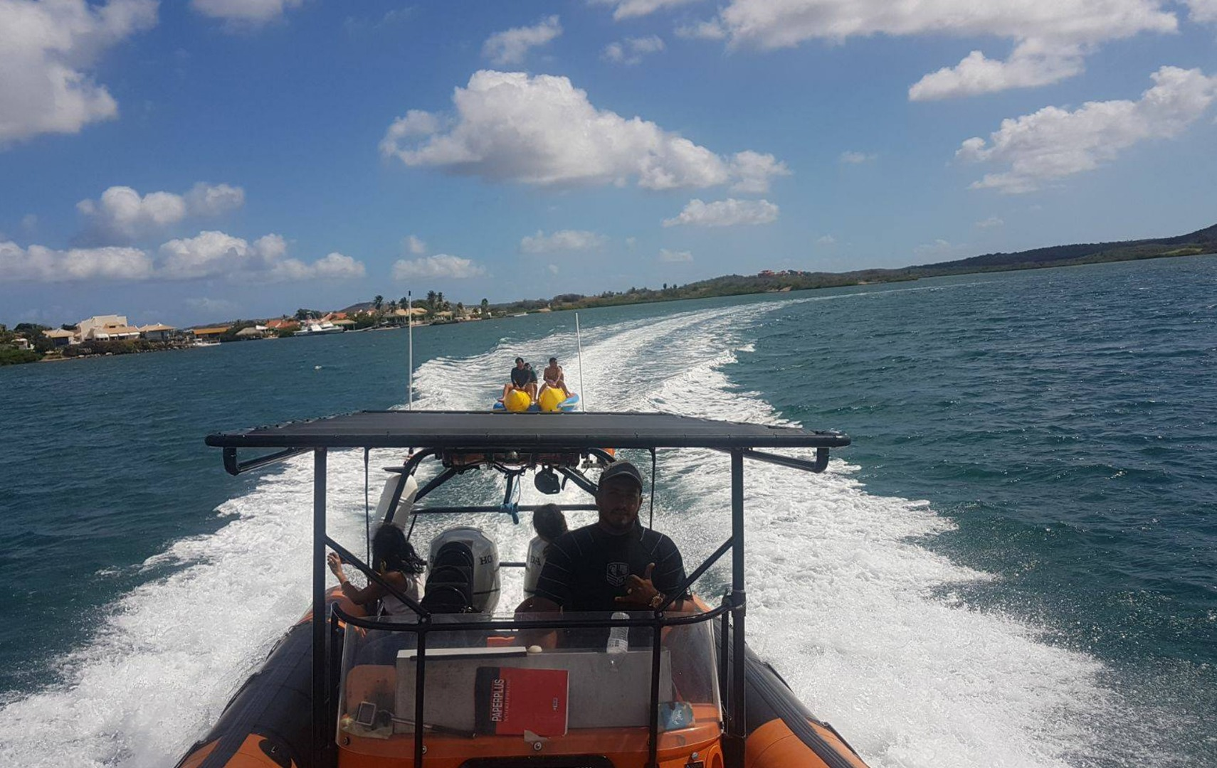 30 ft Rib Powerboat