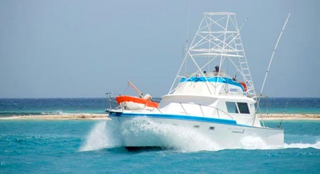 Curacao Boat, Yacht & Fishing Charters